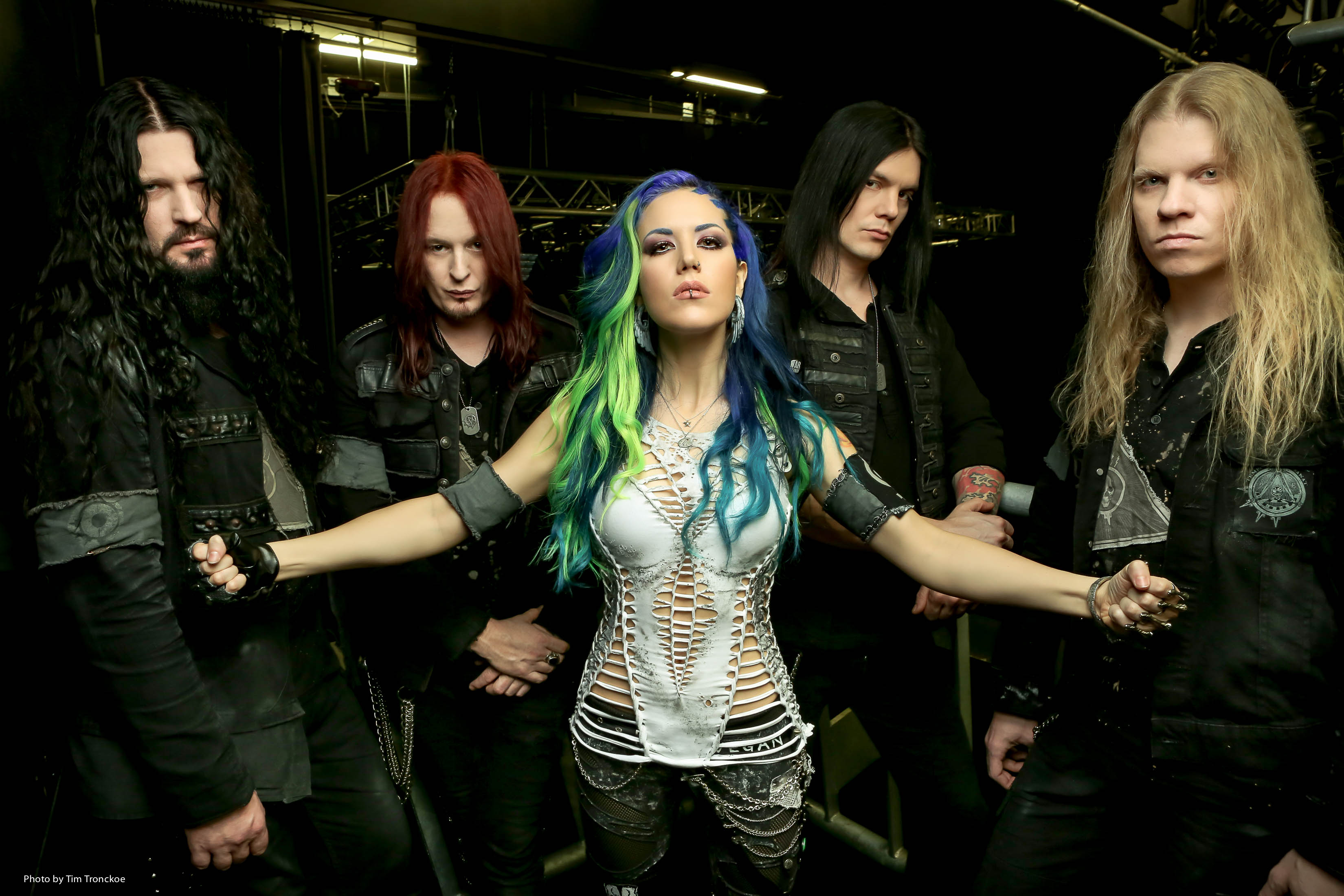 ARCH ENEMY: <br /> A Arte Da Rebelião