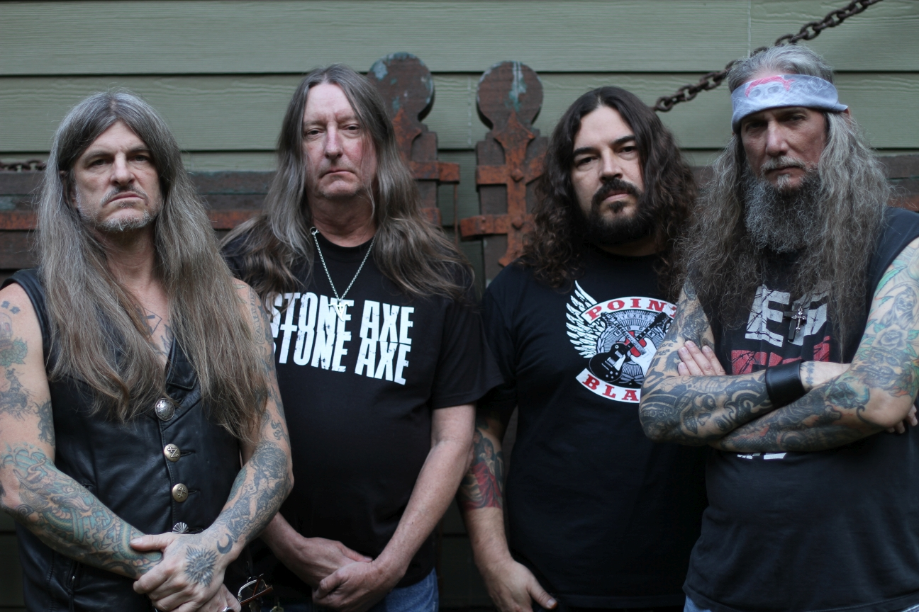 SAINT VITUS – tema de avanço do novo registo ao vivo, «Live Vol. 2»